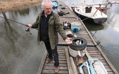 Co łowić w bezśnieżne zimy?